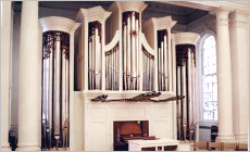 Custom Built New Pipe Organs