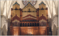 Pipe Organ Restoration & Rebuilding